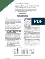 Nghiên cứu khả năng ứng dụng FPGA trong việc điều khiển đồng bộ hệ động cơ một chiều trong dây chuyền bọc cáp viễn thông