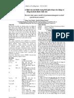 Khảo sát đặc điểm ổn định của mô hình trạng thái gián đoạn của động cơ đồng bộ kích thích vĩnh cửu