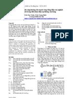 Thiết kế bộ điều chỉnh cộng hưởng cho mạch vòng dòng điện của nghịch lưu phía lưới trong điều kiện điện áp không cân bằng