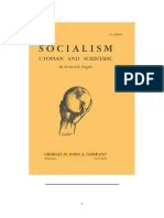 Engels. Socialism - Utopian and Scientific