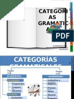 CATEGORIAS GRAMATICALESS