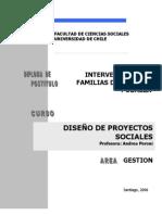 Manual diseño proyectos Puente