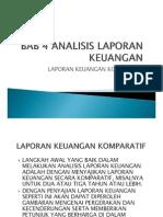 Bab 4 Laporan Keuangan Komparatif