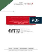 Diagnóstico de amebiasis intestinal y extraintestinal