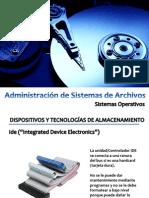C2 - Administración de Sistemas de Archivos