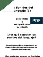 Los Sonidos Del Lenguaje (2)