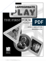 Age Appropriate Play Guide