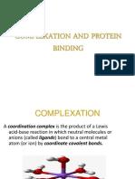 complexationandproteinbindinglecfeb172012-120228054001-phpapp02