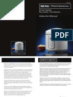 ARC 2000 Instruction Manual
