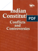 Indian Constitution Conflicts and Controversies
