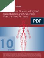 CVD in England