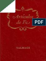 James E. Talmage - Artículos de fe