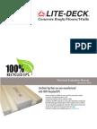 Lite-Deck Book Web