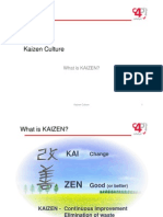 1.2 Kaizen Culture
