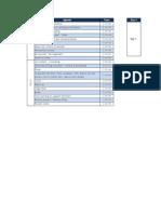 Induction Schedule Brief