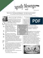 The Dragonfly Messenger - Feb 2005