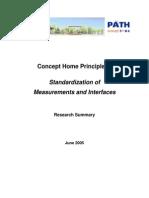 Standardization - Final 082405