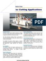 GasTec HydroCut Application Brochure