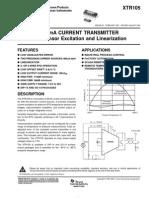 XTR105P-datasheetz