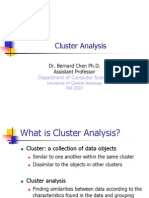 Chapter 7 Clustering