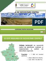 Regiunea de Dezvoltare Centru