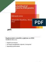 04.  Impactul fiscal al tranzieiei la IFRS pentru b¦nci - Alexandra Smedoiu