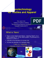 NANOTechnology&Textiles
