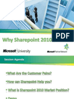 Why Share Point 2010