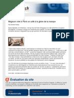 Le Café Magnum by \Auditoire - E-Marketing.fr