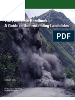 2008 -Landslide Classification (From the Landslide Handbook2008)
