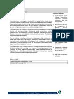 Sample Resume Template