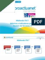Metricas ITIL