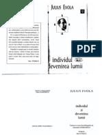 Individul Si Devenirea Lumii Julius Evola Anastasia 1999