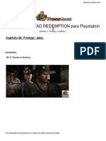Guia Trucoteca Red Dead Redemption Play Station 3