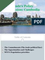 Trade's Politicy Discussion