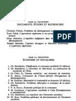 Charles Bettelheim - Planification et croissance accélérée