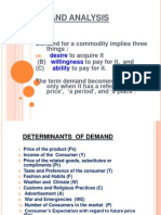 2. Demand Estimation