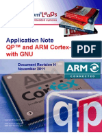 An Qp and Arm Cortex m Gnu