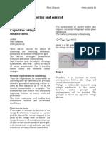 Substation Monitoring and Control