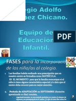 presentaciónColegio Adolfo Martínez Chicano