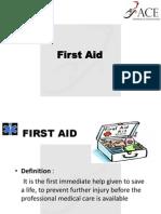 First Aid English