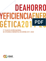Plan de ahorro y eficiencia energética 2011-2020(Es)/ Saving plan and energetic efficiency 2011-2020(Spanish)/ Aurrezte plana eta efizientzia energetikoa 2011-2020(Es)