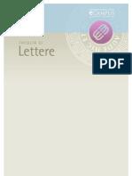 eCampus facoltà di Lettere