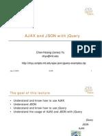 Ajax Json Jquery Slides