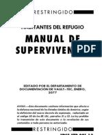 Fallout Spanish Manual