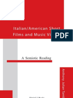 Anthony Julian Tamburri-Italian American Short Films and Music Videos a Semiotic Reading(2002)