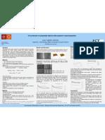 UV protection of polyamide fabrics with polymeric nanocomposites