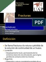 Fracturas - Expo Lozano