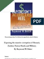 Capitalism Achilles Heel