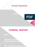 Technical Reports and Proposals